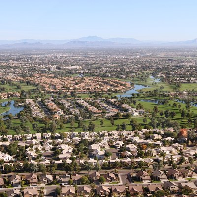 City of Chandler neighborhoods