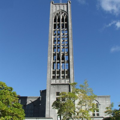 Nelson cathedral, Central Nelson, New Zealand