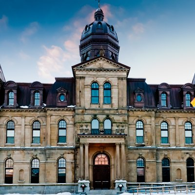 New Brunswick Legislative Assembly