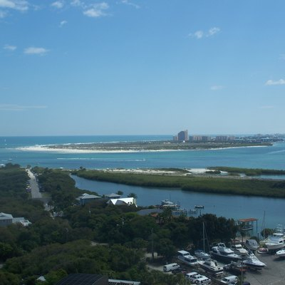New Smyrna Beach, Florida: Peninsula