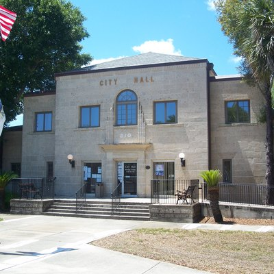 New Smyrna Beach, Florida: City Hall