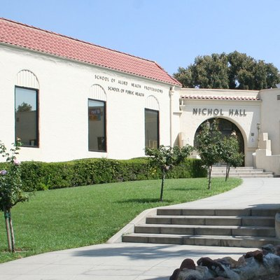 Nichol Hall on the campus of Loma Linda University in Loma Linda, California houses the Schools of Allied Health Professions and Public Health. It was named for Francis D. Nichol, a Seventh-day Adventist and Loma Linda resident.