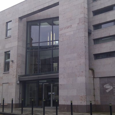 Offices of the North-South Ministerial Council, in Armagh, Northern Ireland.