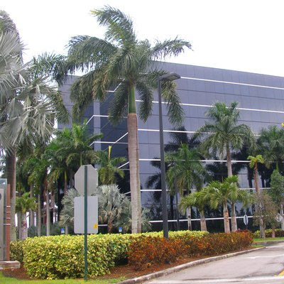 Norwegian Cruise Line Headquarters In Unincorporated Miami-Dade County.