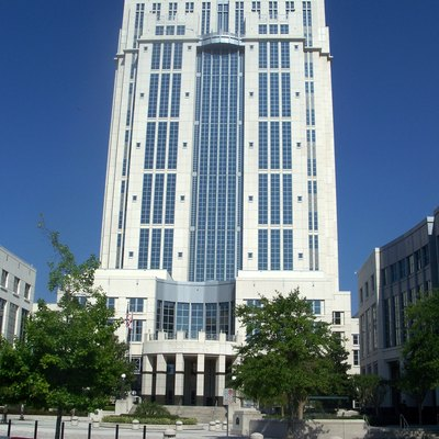 Orlando, Florida: County Courthouse