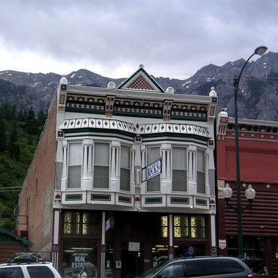 Building in Ouray