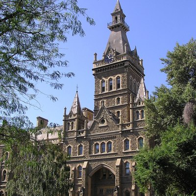 University Of Melbourne (Ormond College), Parkville, Melbourne