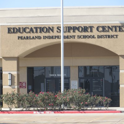 The Pearland Independent School District's Education Support Center (ESC).