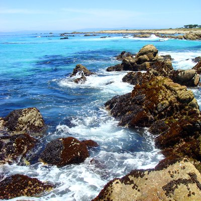 Images Related To Pebble Beach California