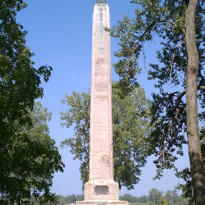 (Oliver Hazard) Perry Monument - Presque Isle State Park, Pennsylvania, USA