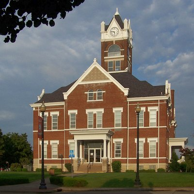 Perry County Missouri courthouse