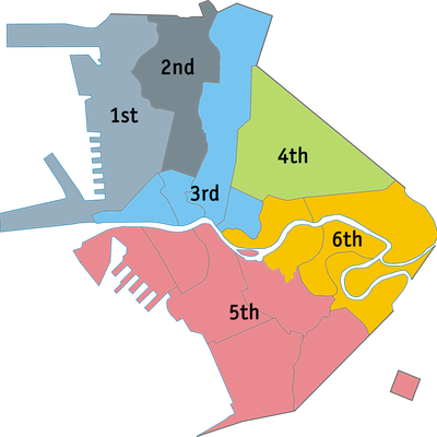 Legislative districts of Manila