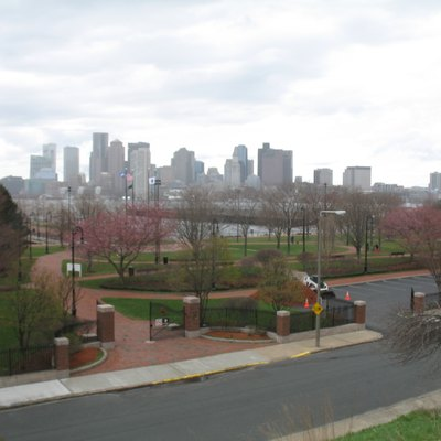 Piers Park, East Boston