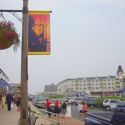 Pier Village, Long Branch, New Jersey, USA