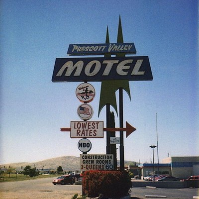 Historic Prescott Valley Motel, built about 1966