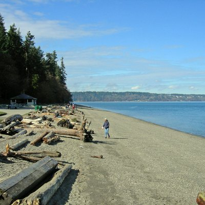 Cool Beaches In Tacoma Washington Usa Today