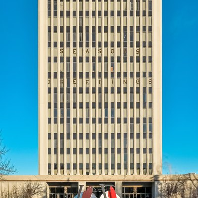 Regina, Saskatchewan, Canada, City Hall, Building