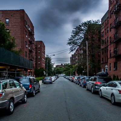 Booth St in Rego Park, Queens
