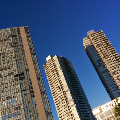 Residential Towers In Surrey Bc