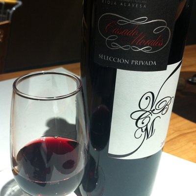 Tempranillo based wine from the Spanish wine region of Rioja