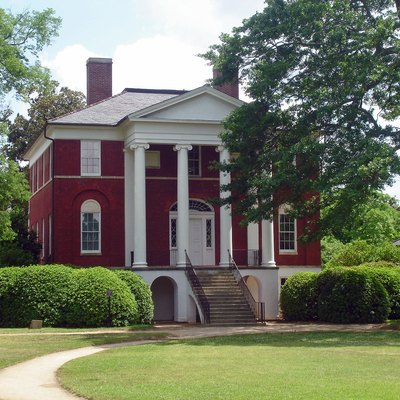 Historic Robert Mills house, Columbia, South Carolina, USA