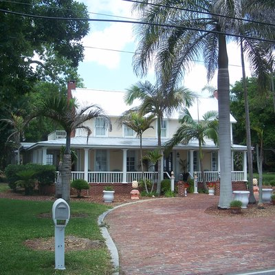 Rockledge, Florida: Magruder-Whaley House