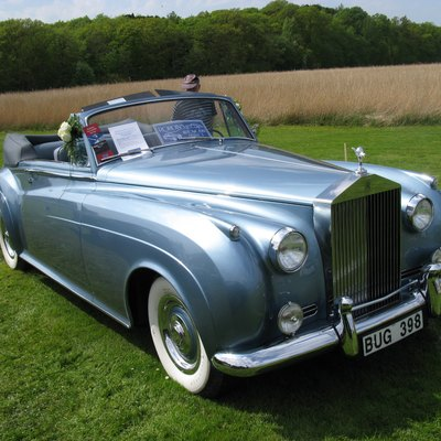 Rolls Royce Silver Cloud II Drop Head Coupé 1962