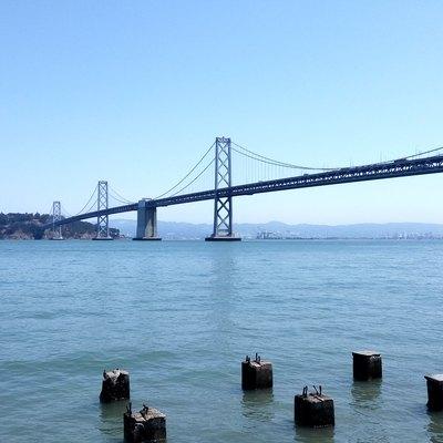 Hotels Near The Bay Bridge In San Francisco Usa Today