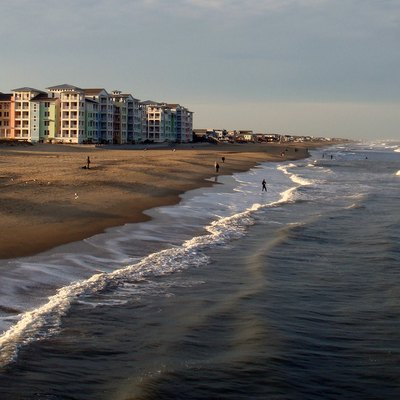 Sandbridge in Virginia Beach, VA
