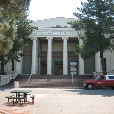 San Rafael High School — In San Rafael, Marin County, California.