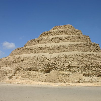 The Pyramid of Djoser