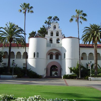San Diego State University's Hepner Hall