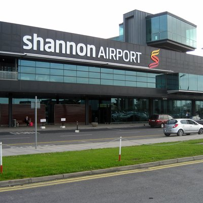 Shannon airport building