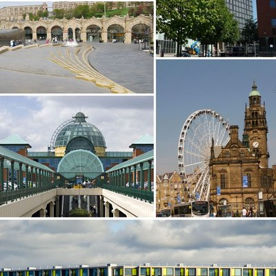 Pictures of Sheffield