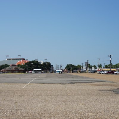The Louisiana State Fair Grounds in Shreveport, Louisiana (United States).
