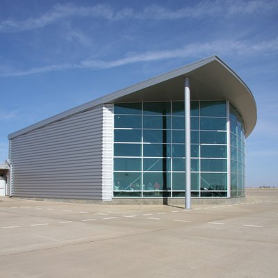 Silent Wings Museum At The Former South Plains Army Air Field, Lubbock, Texas