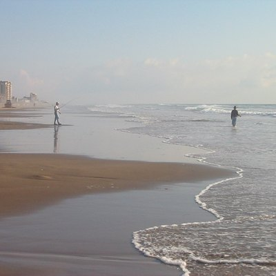 People enjoy the beaches of South Padre Island in a variety of ways.