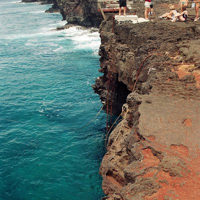 Ka Lae — The Southernmost Geographical Point Of The Big Island Of HawaiʻI And Of The 50 United States.