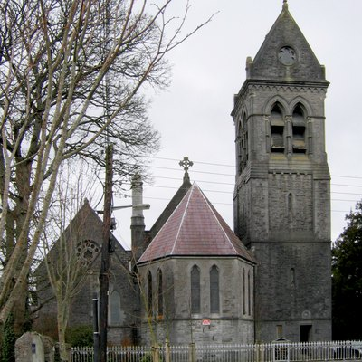 St. Columba's Church in Ennis, County Clare, Republic of Ireland.