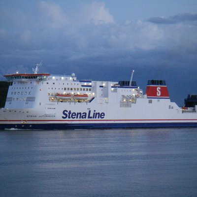 Stena Jutlandica in Gothenburg