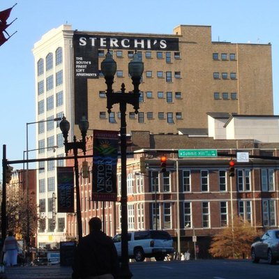 The Sterchi Brothers Lofts in Knoxville, Tn