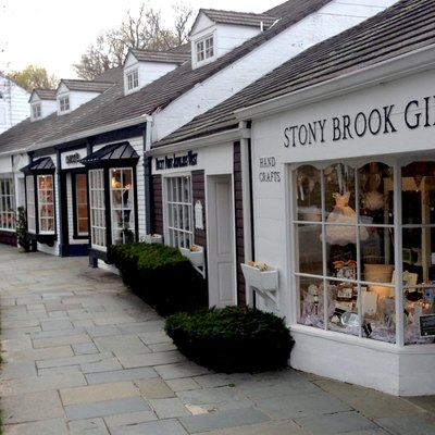 Shops at Stony Brook Village Center in Stony Brook, New York