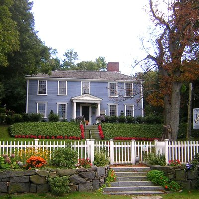 The Suffolk Resolves House, 1370 Canton Avenue, Milton, MA