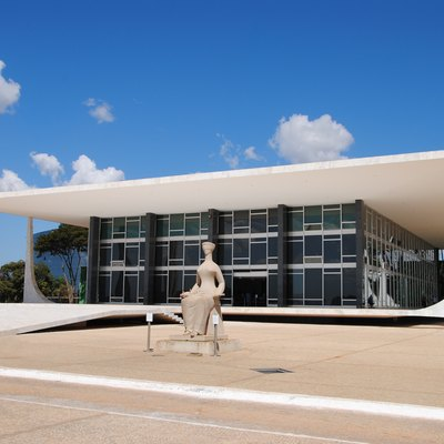 Supreme Federal Court Of Brazil Serves Primarily As The Constitutional Court Of The Country.