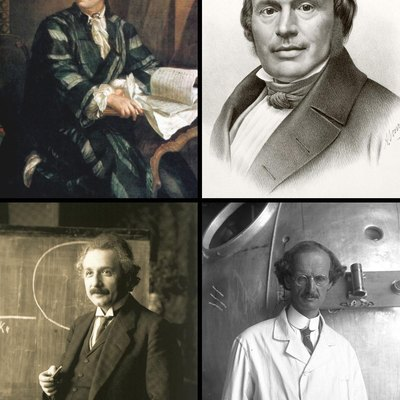 Famous Swiss scientists, for the article on Switzerland.