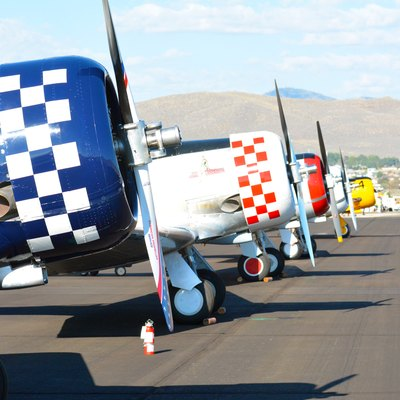 T 6 lineup 2014 Reno Air Races photo D Ramey Logan