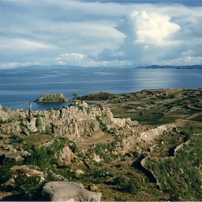 Taquile Island and Lake Titicaca, Peru