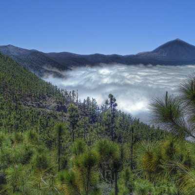 Mt Teide, Tenerife, Canary Islands.