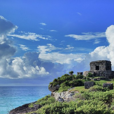 Temple Of The God Of Wind, Tulum