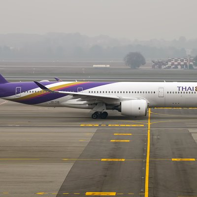 Thai Airways, HS-THB, Airbus A350-941